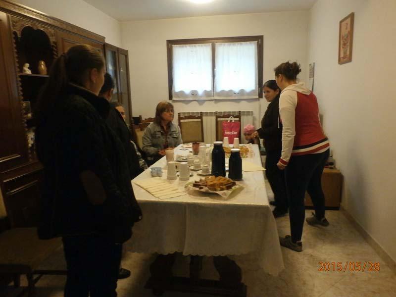 Intalnirea voluntarilor