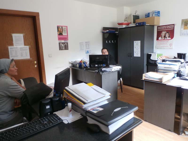 Intalnirea cu specialisti in asistenta sociala SPAS Slanic Mold