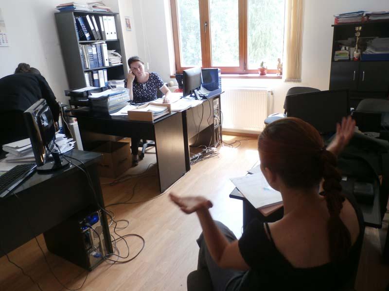 Intalnirea cu specialisti in asistenta sociala SPAS