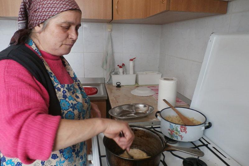 Portret de voluntar: Agneza Șilochi
