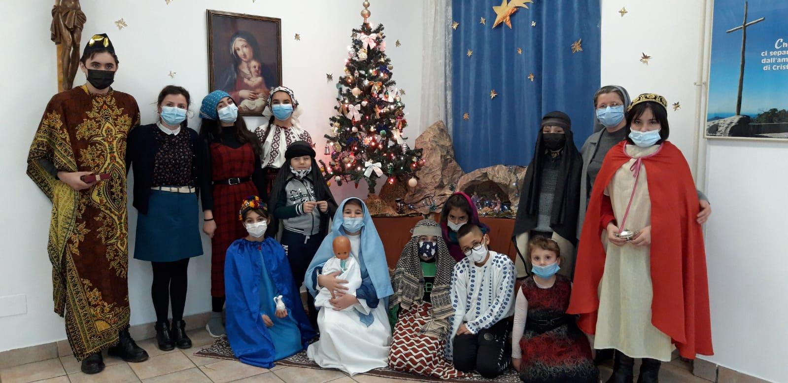 Să ne bucurăm căci a venit Crăciunul